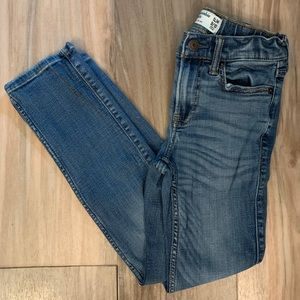 Boys Abercrombie & Fitch Skinny Jeans size 9/10